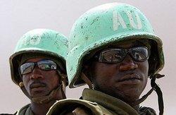 Peacekeepers della Forza di interdizioneafricana