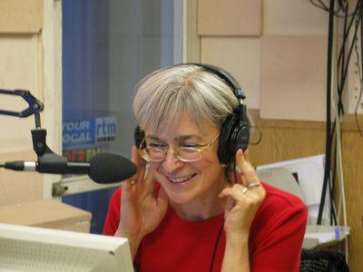 Anna Politkovskaja. Il 7 ottobre 2006 è stata assassinata da un sicario nell'androne del suo palazzo aMosca.